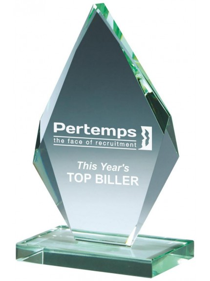 Jade Glass Iceberg Award